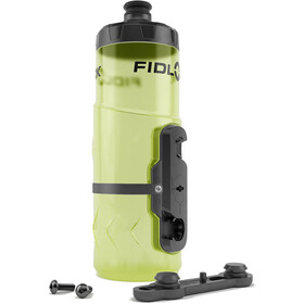 Fidlock Twist Bottle 600 incl. Mount yellow